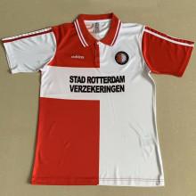 1995 Feyenoord Home Retro Soccer Jersey