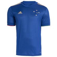 2021/22 Cruzeiro 100 ANOS Blue Fans Soccer Jersey