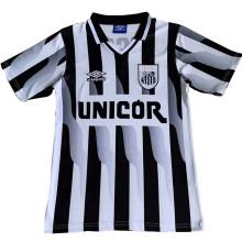 1998 Santos Away Retro Soccer Jersey