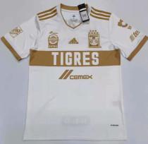 2021 U.A.N.L Tiger Third White Fans Soccer Jersey