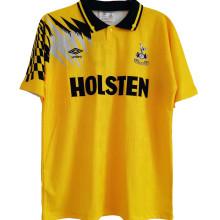 1992/94 TH FC Away Yellow Retro Soccer Jersey