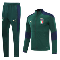 2020/21 Italy Green Jacket Tracksuit