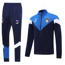 2020/21 Italy Royal Blue Jacket Tracksuit