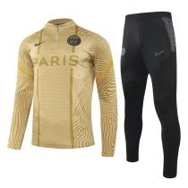 2020/21 PSG Golden Sweater Tracksuit