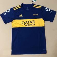 2021/22 Boca Home Blue Fans Soccer Jerseys