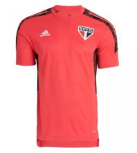 2021/22 Sao Paulo Red Training Jersey