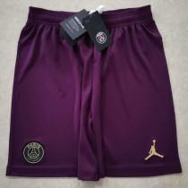 2020/21 PSG Third Shorts Pants