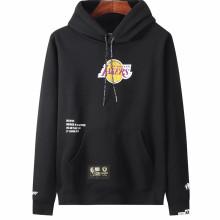2021 Lakers Aape NBA Black Hoody