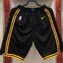 LA Lakers Black NBA Pants