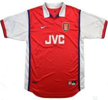 1998-1999 ARS Home Retro Soccer Jersey