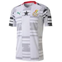 2020/21 Ghana Home White Fans Soccer Jersey