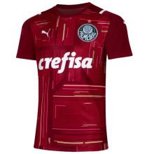 2021/22 Palmeiras Red GK Soccer Jersey