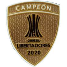 2020 LIBERTADORES CAMPEON  Patch 2020 解放者金杯