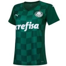 2021/22 Palmeiras Home Green Women Soccer Jersey