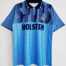 1992/94 TH FC Third Blue Retro Soccer Jersey