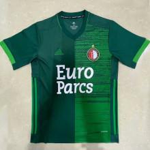 2021/22 Feyenoord Away Green Fans Soccer Jersey