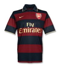 2007-2008 ARS Third Away Retro Soccer Jersey