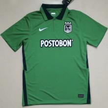 2021 Atletico Nacional Away Green Fans Soccer Jersey