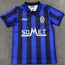 1996/97 Atalanta Home Retro Soccer Jersey