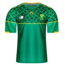 2020/21 South Africa Away Green Fans Soccer Jersey