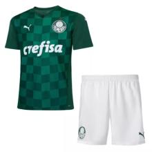 2021/22 Palmeiras Home Green Kids Soccer Jersey