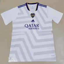 2021 Boca Away White Fans Soccer Jerseys