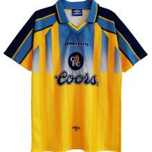 1995/97 CFC Away Yellow Retro Soccer Jersey