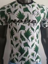2020/21 Nigeria Away Player Version Soccer Jersey