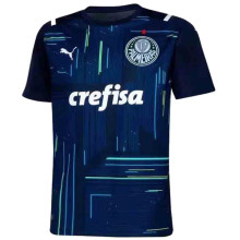 2021/22 Palmeiras Blue GK Soccer Jersey