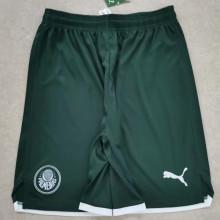 2021/22 Palmeras Green Fans Shorts