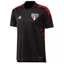 2021/22 Sao Paulo Black Training Jersey