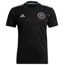 2021 Inter Miami Black Fans Soccer Jersey