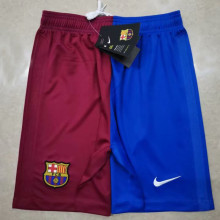 2021/22 BA Home Blue And Red Shorts Pants