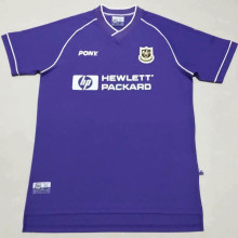1998 TH FC Away Purple Retro Soccer Jersey