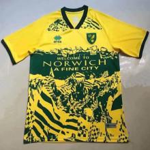 2021 Norwich Special Version Fans Soccer Jersey
