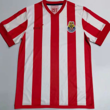 2021 Chivas 115Year Red Whte Fans Soccer Jersey