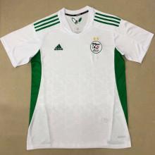 2021 Algeria Home White Fans Soccer Jersey