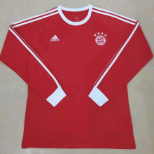 BFC Retro Red Icon Long Sleeve Jersey