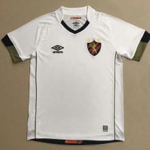 2021/22 Recife Away White Fans Soccer Jersey