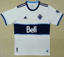 2021/22 Whitecaps FC White Fans Soccer Jersey