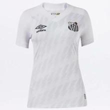 2021/22 Santos White Women Soccer Jersey