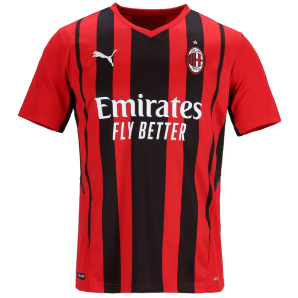 2021/22 AC Milan 1:1 Quality Home Fans Soccer Jersey