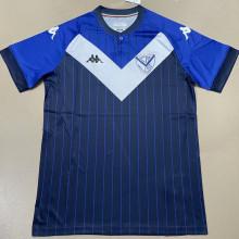 2021/22 Sársfield Black Blue Fans Soccer Jersey 阿根廷萨斯菲尔德