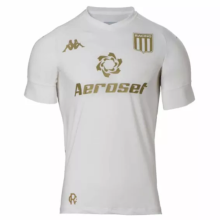 2021 Racing Third White Fans Soccer Jersey