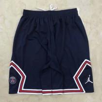 2021/22 PSG JD Home Blue Shorts Pants