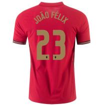 João Félix #23 Portugal 1:1 Quality Home Fans Jersey 2020/21