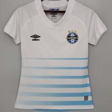 2021/22 Gremio Away White Women Soccer Jersey