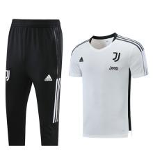 2021/22 JUV White Training Short Tracksuit (LH 短裤套装)