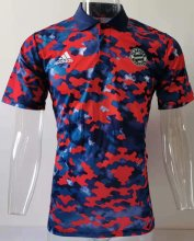2021/22 BFC Camouflage Polo Short Jersey