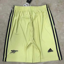 2021/22 ARS Away Yellow Shorts Pants